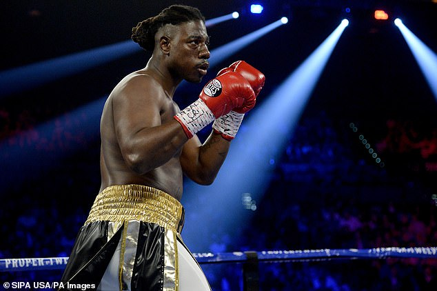 Charles Martin is rebuilding his career after some impressive wins but remains an outside bet