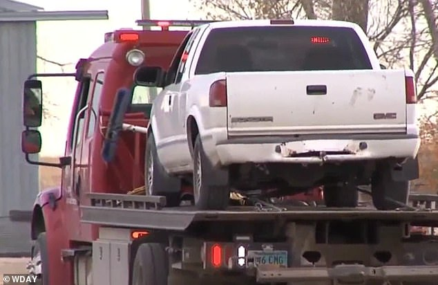 Her truck was impounded from the farmstead where she was last seen on Thursday