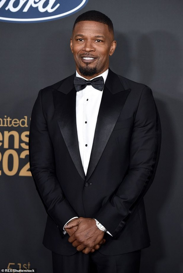 Hollywood Hollywood Bound: Tyson's upcoming biopic, currently in development, will star Jamie Foxx, 52, and focus on the height and length of the controversial figure's long career in the spotlight.
