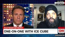 WATCH: Ice Cube Says 'I'm Working With Whoever is in Power' After Receiving Backlash for Helping Trump Administration on Plan for Black Americans