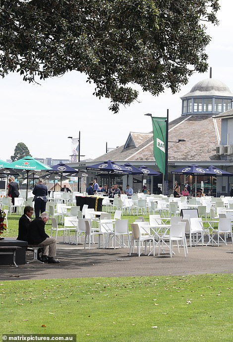Spring carnivals such as Everest are usually the highlight of the Australian racing season outside of the Melbourne Cup, however a cap on patrons has left the huge Royal Randwick looking empty