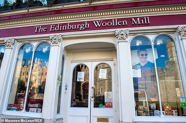 The Edinburgh Woollen Mill Group was first founded in 1946 by Drew Stevenson as the Langholm Dyeing and Finishing Company and chiefly dyed yarn