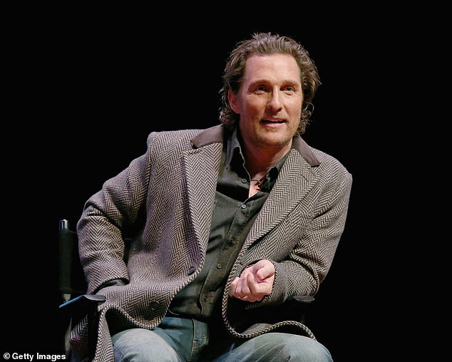 Candidate: Matthew McConaughey reflected on his tumultuous Hollywood career, including his now infamous brush with the law in 1999, following the publication of his new memoir