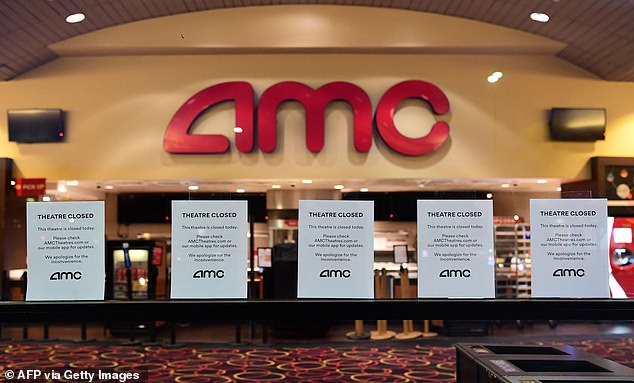 Cinemas will be allowed to reopen at 25 per cent capacity, Cuomo said on Saturday