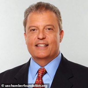 Two ex-employees identified then-senior vice president Larry Michael (pictured) as the one who told staffers to produce the videos for Snyder. Both Snyder and Michael deny knowing of the existence of the videos
