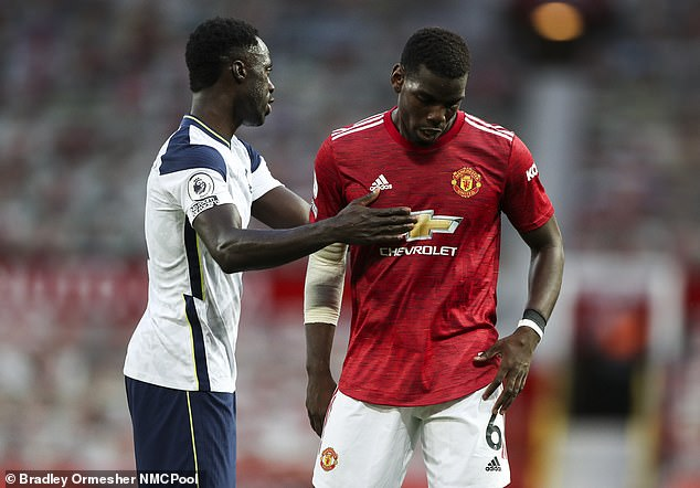 United's previous match saw them thrashed 6-1 by Tottenham Hotspur at Old Trafford