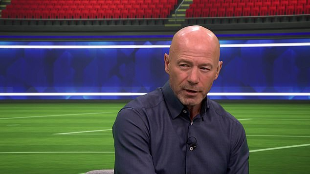 Shearer revealed the United side needed freshening up after a difficult few months at the club