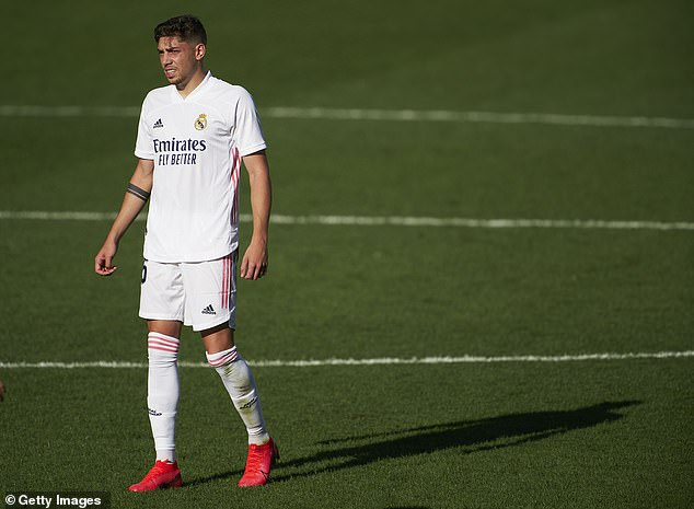 Manchester United want to sign Real Madrid main man Federico Valverde, according to report
