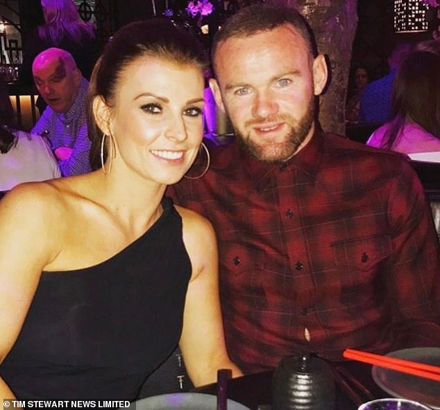 WAGS at war: Coleen is set to face Rebekah in court in November - a year after accusing her former friend of leaking stories about her to the press, a claim Rebekah denies