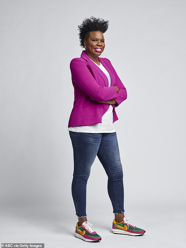Supermarket Sweep: Leslie is set to showcase her skills as the host of ABC's reboot of beloved game show Supermarket Sweep