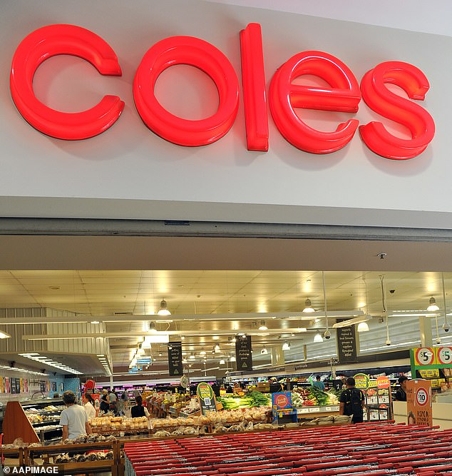 A Coles spokesperson said the funds are supposed to be released when an order is modified, however, some banks do not action the request straight away