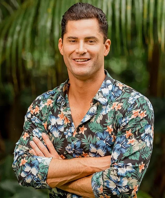 Cashing in! Bachelor in Paradise star Jamie Doran (pictured) charges fans a whopping $249 for personalised messages on Cameo