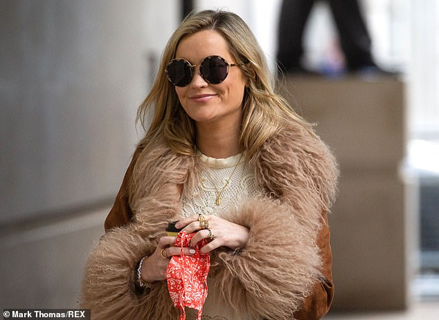 Busy!Laura is set to make her debut as Celebrity Juice captain alongside Emily Atack on the 22 October