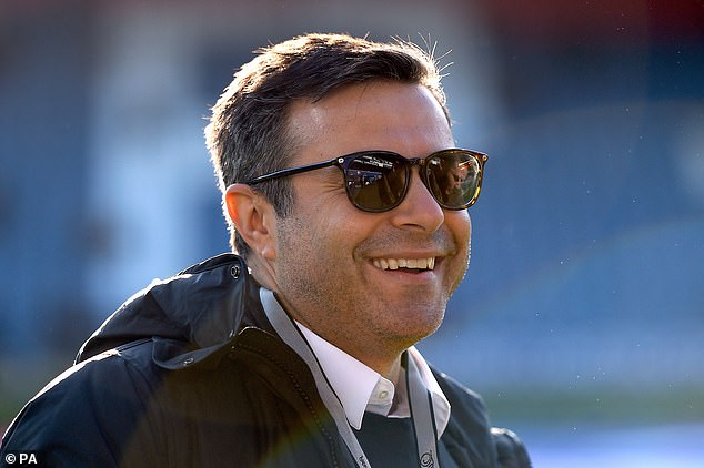 Leeds owner Andrea Radrizzani has been privately accused of hypocrisy by Big Six club chiefs