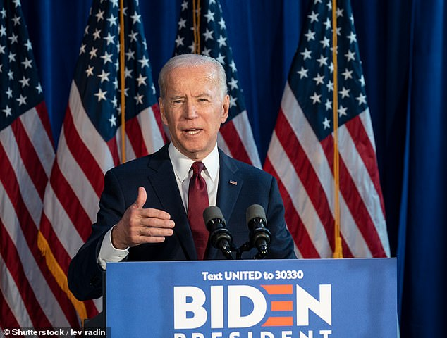 Awakening: There is a view that a 'Blue Wave', with Joe Biden in the Oval Office and the Democrats in control, would be better for markets and the economy than Donald Trump