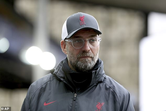 Jurgen Klopp's men must recover quickly as they Ajax in the Champions League on Wednesday