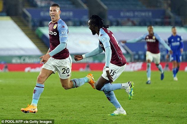 Aston Villa earned their fourth straight win to start the season at Leicester on Sunday night