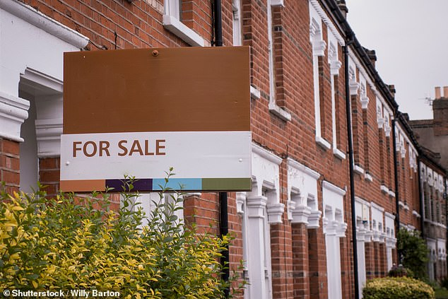 Prices rose by 1.1 per cent from September to October and are now £16,818 – or 5.5 per cent – higher than the same time last year. London prices were up by 2.6% (pictured)