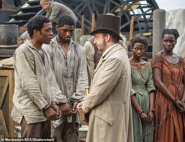 Many people confessed they felt uncomfortable while watching 12 Years A Slave, which is a 2013 film about an African-American man who is sold into slavery