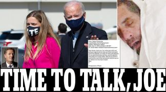 Piers Morgan: Despite the best, biased efforts of Facebook, Twitter and the overwhelmingly Trump-hating media to kill the story, Biden now has serious questions to answer about Hunter's dodgy deals and he can't duck them forever