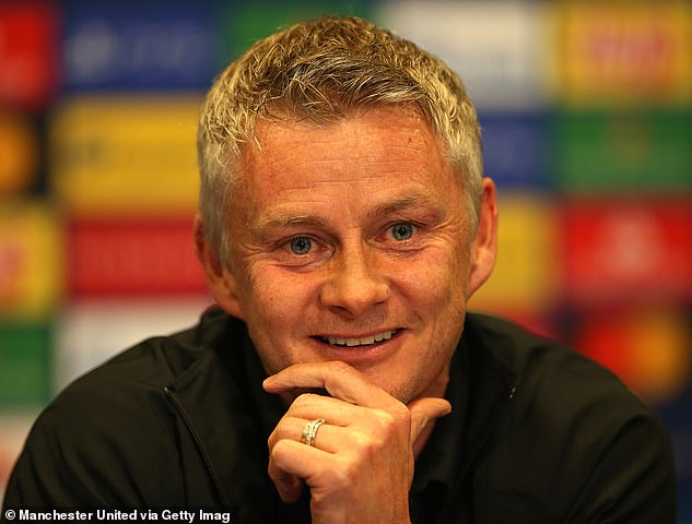 Solskjaer surprised the Portuguese midfielder with his announcement in the press conference