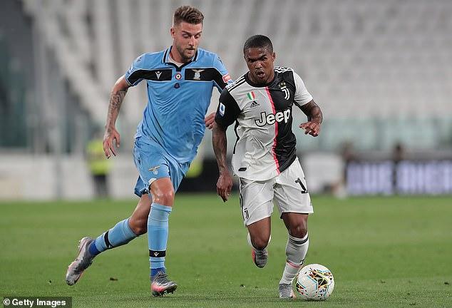 Sergej Milinkovic-Savic is highly regarded and seen as Lazio's prized jewel