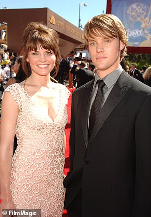 Former Flames: He also dated house co-star Jennifer Morrison (right) in 2004 and proposed 2006, but the couple called it ended in 2007
