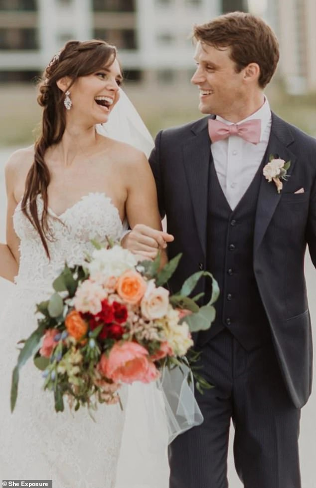 Just married! The intimate ceremony was held in her hometown of Neptune Beach, Florida on June 27 to commemorate the wedding anniversary of Kali's grandparents