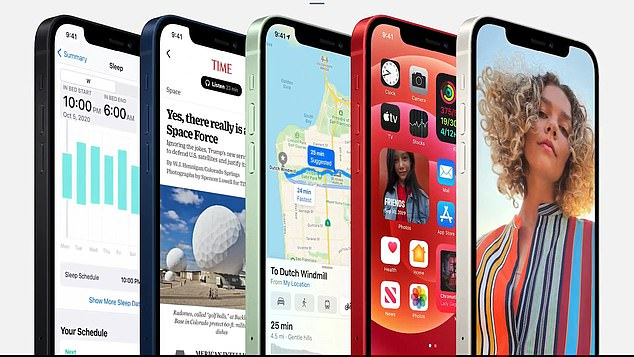 Tom's Guide found that the iPhone 12's battery life lasts 20 percent less on the 5G network than when running on 4G. Testing was conducted by surfing the web and opening a new site on the smartphone every 30 minutes until the battery died