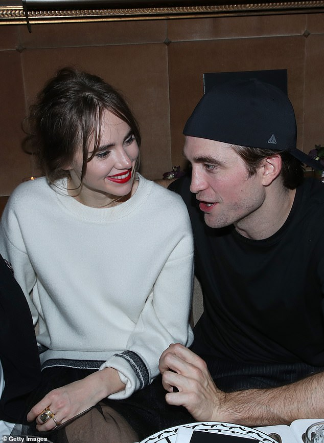 Sweet: Talking about their relationship, the source said: 'They have both been spending time in the U.K. together during this last year and their relationship is stronger than ever'