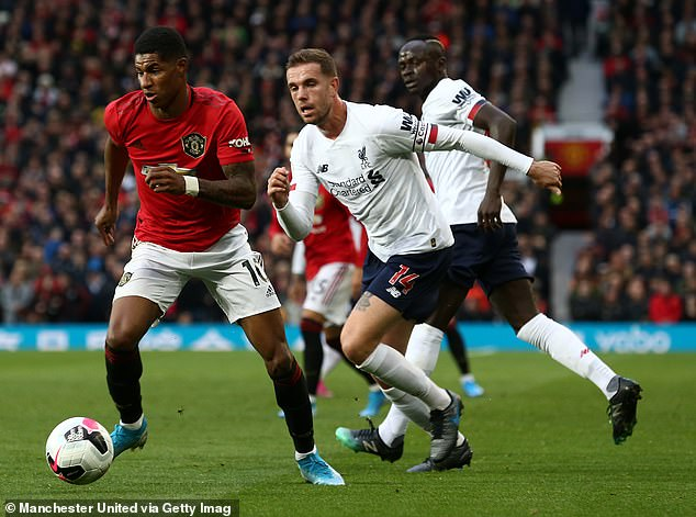English sides Manchester United and Liverpool are believed to be big movers in the plans