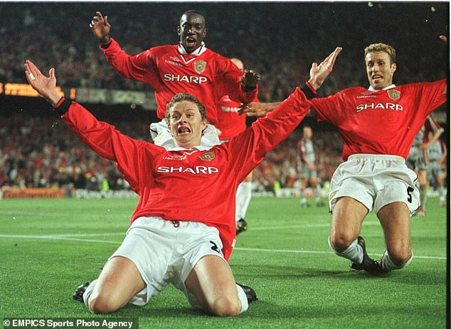 There was no room for current boss and 1999 Champions League hero Ole Gunnar Solskjaer