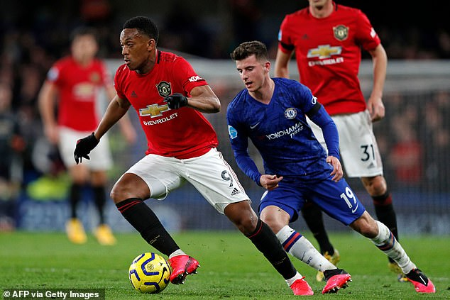Manchester United and Chelsea meet at Old Trafford in the weekend's biggest top-flight game