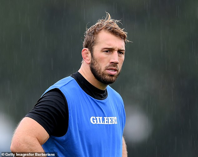The event took place the night before Robshaw and eleven other people were having dinner in a restaurant