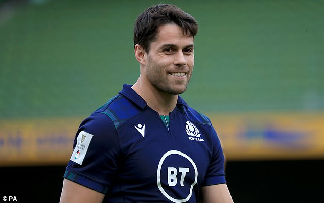 Sean Maitland is another star to be present during the events at the alleged Mayfair Pub