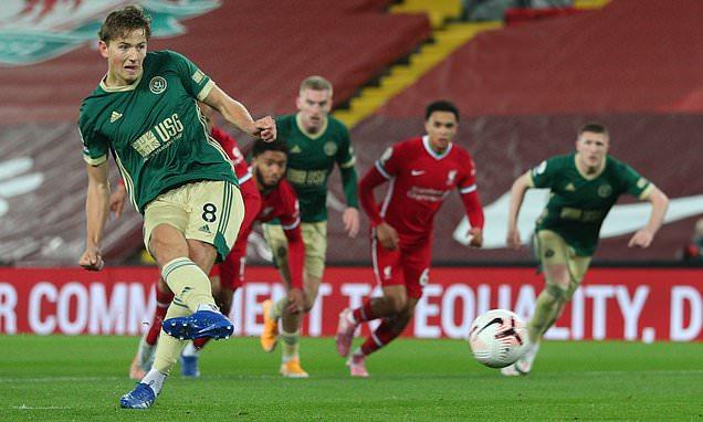 Liverpool vs Sheffield United - Premier League: live score, lineups and  updates - Internewscast
