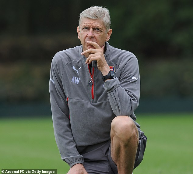 Wenger believed he could lead Arsenal to further stardom but became a habitual loser