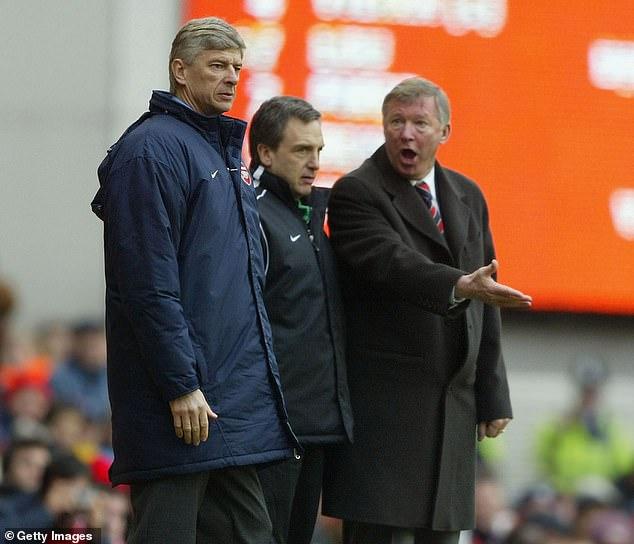Wenger still longs for the Arsenal job like Sir Alex Ferguson never did at Man United