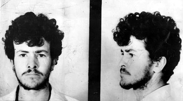 After Lawson was found making inappropriate videos of footage spliced together from SBS films, children's programs and women's tennis he was moved to a the more secure part of Grafton and put into a cell with Allan Baker, (pictured) an even more notorious inmate