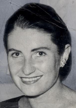 Mother-of-three Virginia Morse, 35, was kidnapped, raped and murdered in 1973