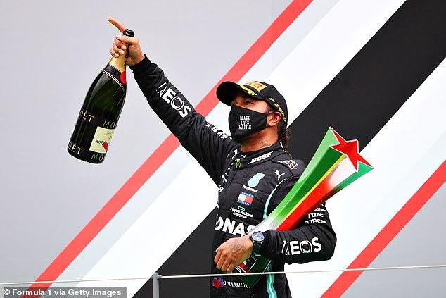 Hamilton won his 92nd race at the Portuguese Grand Prix to surpass Michael Schumacher