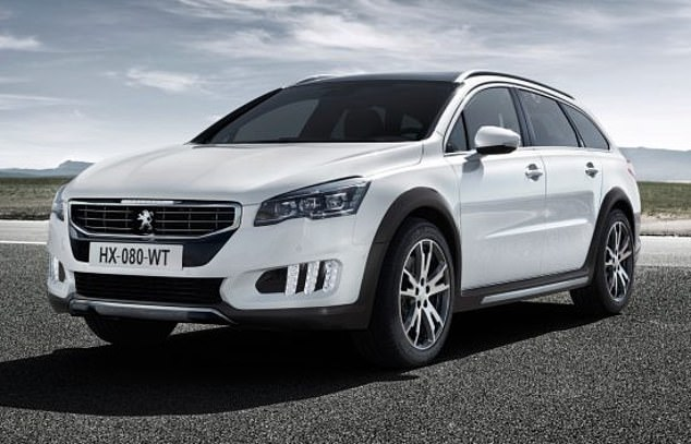The Peugeot 508 Hybrid offers a 'Sport Engineered' version that will allow you to go 0-62mph in 5.2 seconds