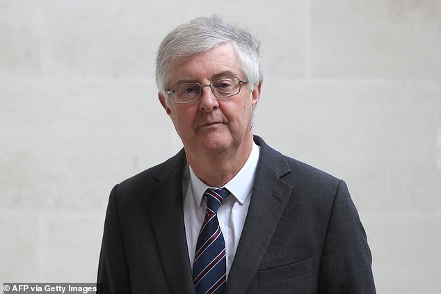 The Welsh government has said the rules are intended both to limit the transmission of the coronavirus and to be fair for non-essential retailers who had to shut down during the firewall (Photo: Wales Premier Mark Drakeford)