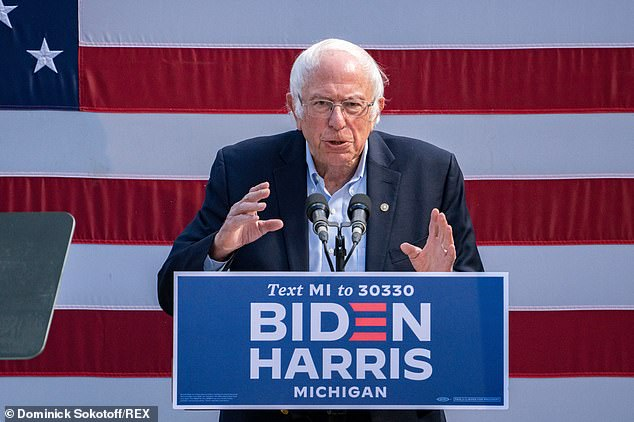 Former presidential candidate senator Bernie Sanders is one of those backing a 3.5% hike in the rate of tax paid by those in Arizona earning more than $250,000 (£192,800)