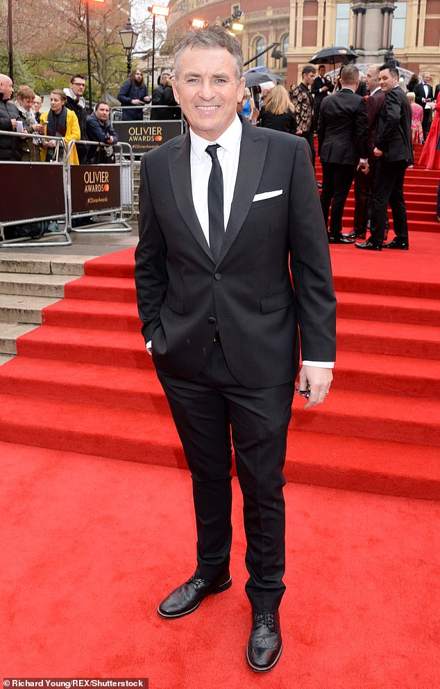 Screen star: EastEnders star Shane Richie to attend after much of his work is canceled or postponed due to COVID-19 pandemic, sources say