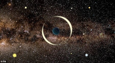 Earth-sized Planet is Discovered Roaming the Milky Way Without a Parent Star