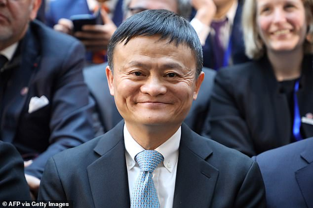 China's richest man Jack Ma owns a 50 per cent stake in Ant Group while Alibaba Group owns a third of the firm.Alibaba itself had the largest IPO in history when it went public in 2014