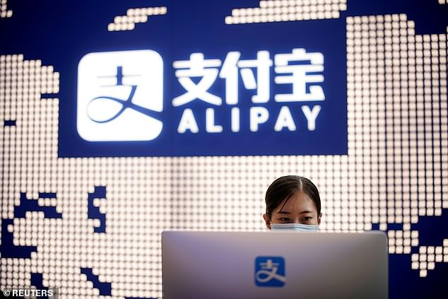 Alipay is a Chinese digital payments platform with an estimated 1.3 billion users