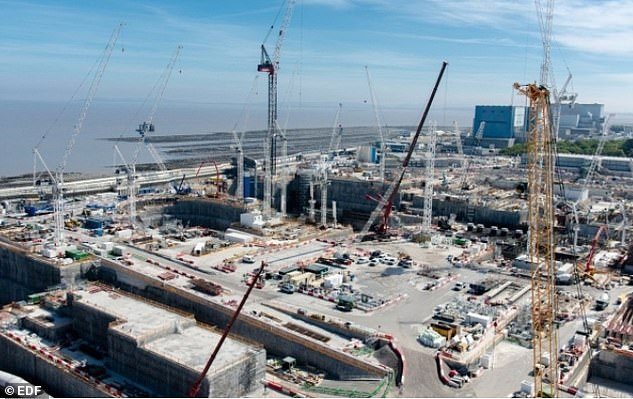 EDF's new multibillion-pound Hinkley Point C project reached its biggest milestone earlier this year in June with the completion of the base for its first reactor