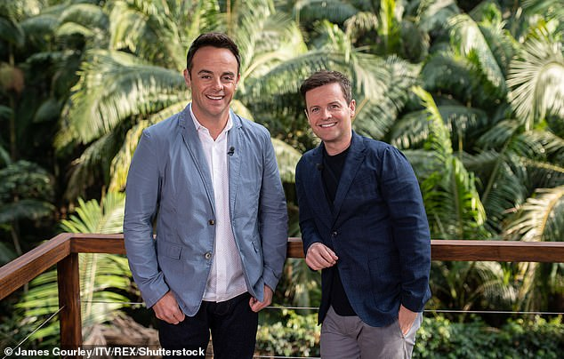 Different views: The show will certainly be different as the stars swap the outback for Wales in the upcoming series, set to return in November (Ant and Dec pictured in 2019)